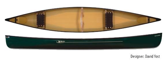 Swift Canoe Keewaydin 16
