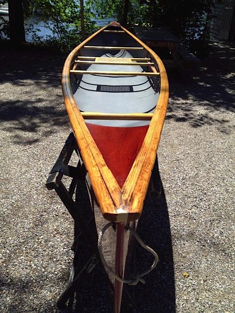 Mad River Slipper Solo Canoe