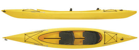 Wilderness Systems Presents The Pamlico 145t Kayak For A