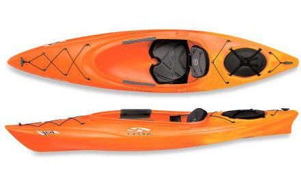 Rip From Necky Kayaks  Stability And Performance Are Top