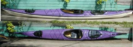 Perception Eclipse Kayak
